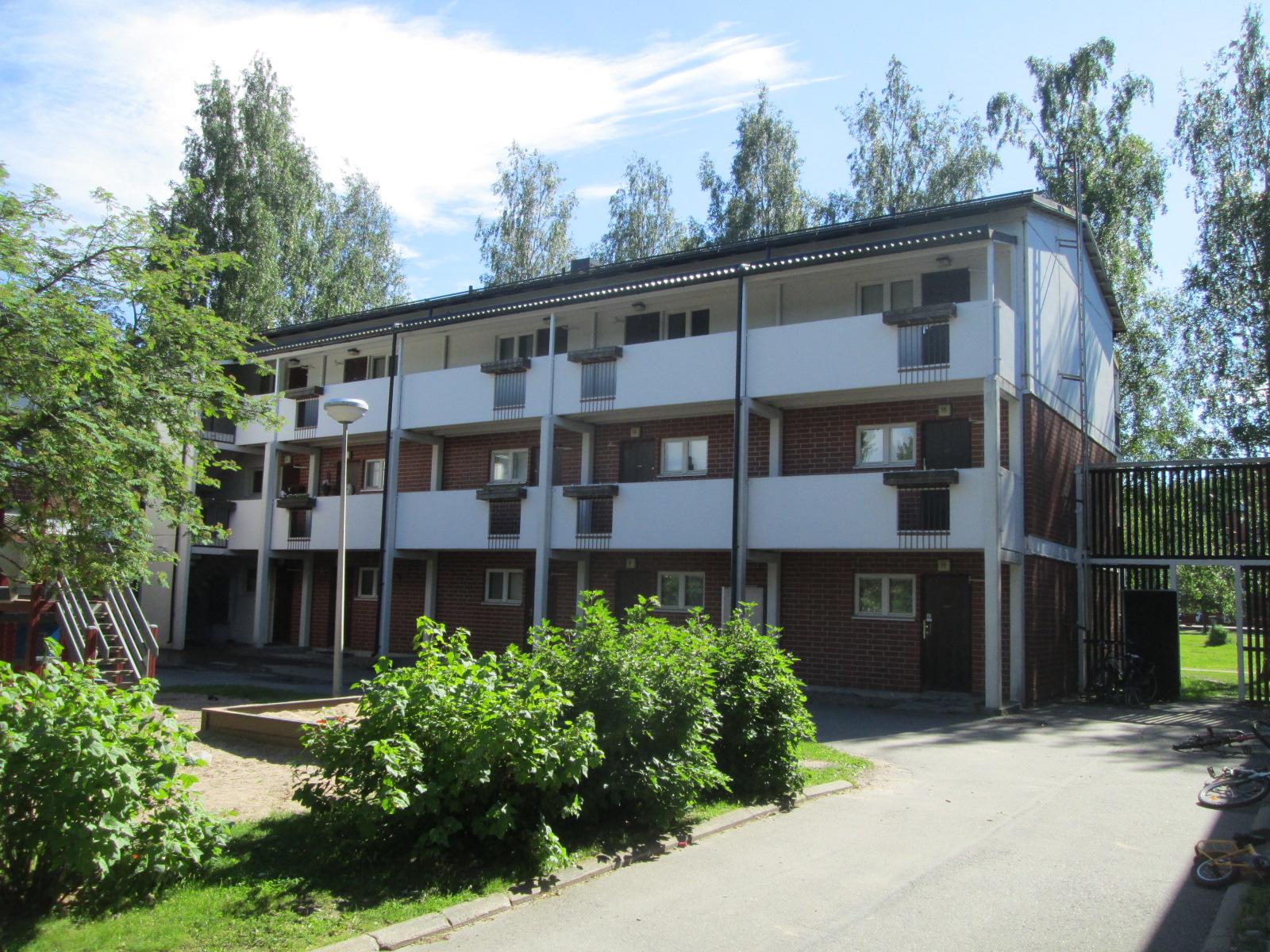 35 m² Naapuripellontie 5, Malminkartano, Helsinki 1h,kk,kph Hp 148 000 €