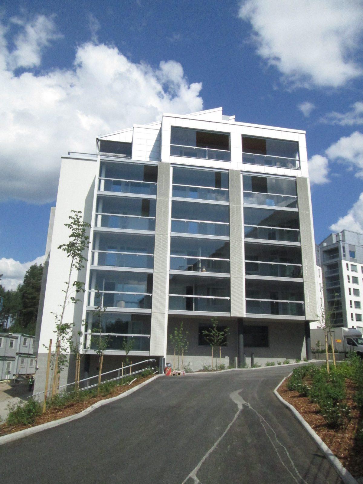 28,5 m² Ylismäentie 12 H, Olari, Espoo 1h, avok., kph  181 994 €