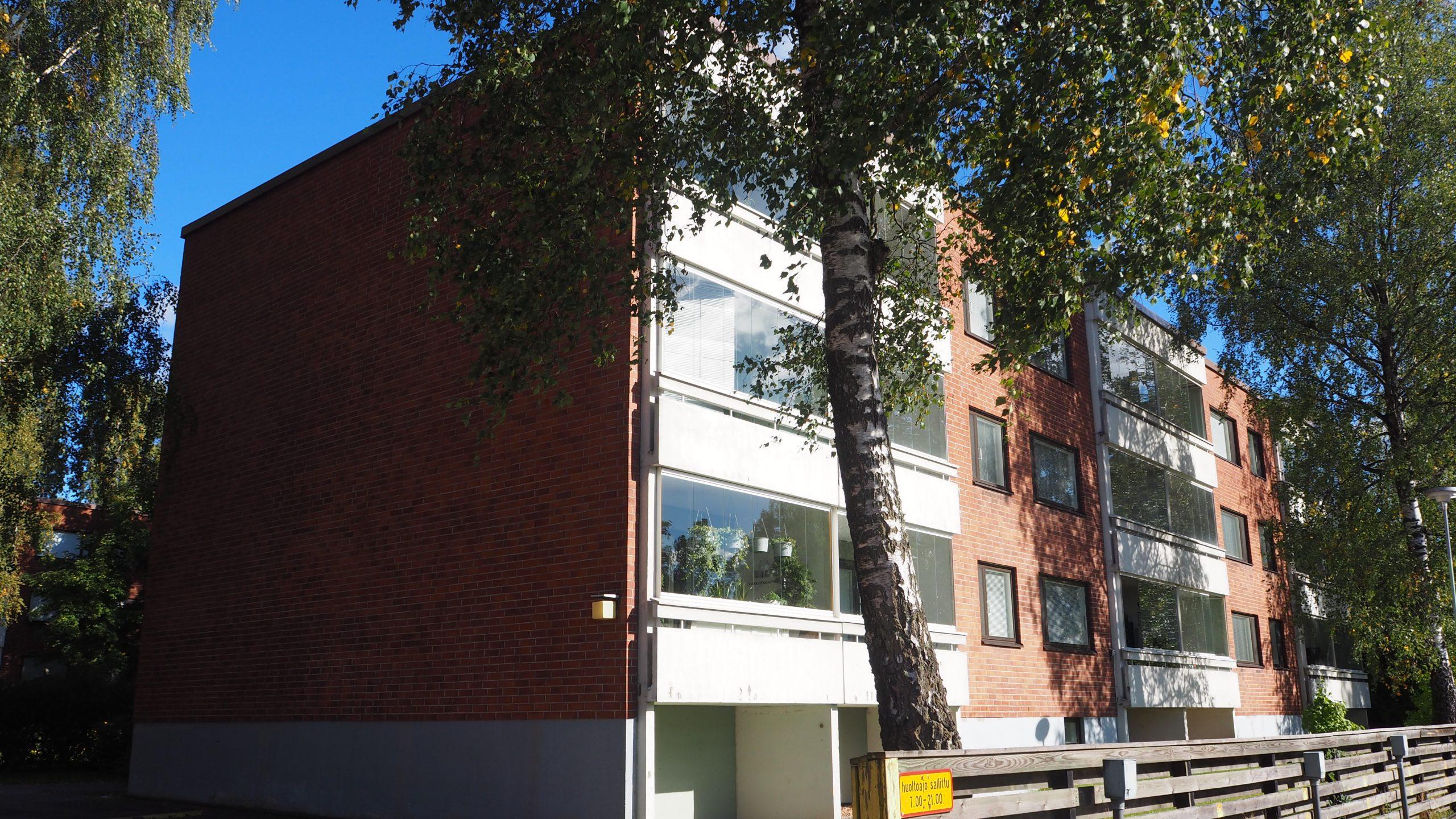 59 m² Hirsipadontie 7, Patola, Helsinki 2h, keittiö, kph